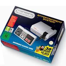 Nintendo Classic Mini: Nintendo Entertainment System £49.99 @ Game