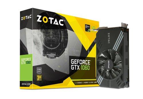 Zotac GeForce GTX 1060 6GB at Amazon for £238.99