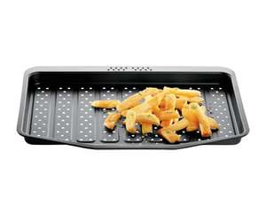 ERNESTO oven chip baking tray £2.99 @ Lidl