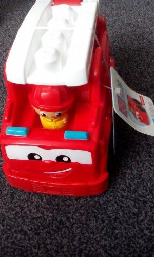 Mega Blocks Truck Toy in Red or Yellow £5.00 at Asda Benton