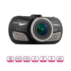GPS Dash Cam CoPilot Super 1080 HD Dash Cam £119.99 delivered @ Car audio center