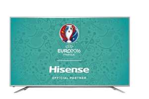 Hisense H65M5500 65-Inch Widescreen 4K Smart LED TV with Freeview HD - Silver. £799.99 (- 0.0% APR for 12 months) @ Amazon