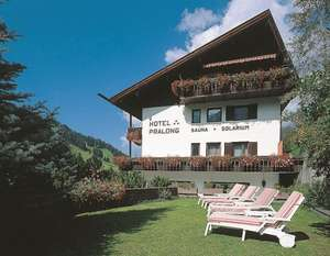 Vogager Travel Direct Boutique Hotel Pralong, Selva £499 per person 7 nights Half Board Italy