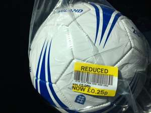 Euro 2016 Footballs reduced to £0.25 @ Tesco Hertford  (Instore)