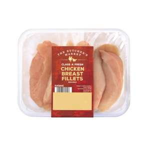 """The Butcher's Market"" Class A Fresh Chicken Breast Fillets (500g) - £2.00 instore and online at Iceland from 20th July Till 26th July"