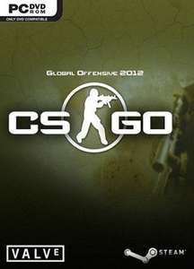 Counter Strike: Global Offensive (Steam) (Instant Gaming) - £6.54