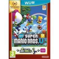 New Super Mario Bros U + Luigi U Selects (Wii U) £14.50 @ The Game Collection