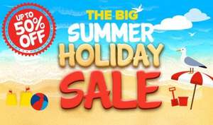 Family Summer Holidays from £120 @ Park Holidays
