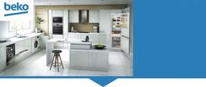 Free Karcher pressure washer with any Beko purchase over £300