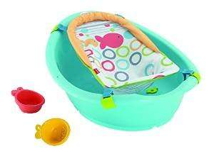 Fisher Price Rinse n Grow Tub - £11.99 (Prime) / £15.98 (non Prime) @ Amazon