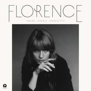 Florence and The Machine - How Big, How Blue, How Beautiful Double Vinyl LP - £6.99 pre order at HMV, spend £10 for free postage
