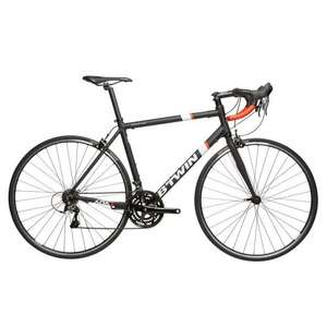 Decathlon Btwin Triban 500 Road Bike Black for £250