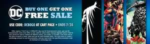 BoGoF All Digital DC Titles at ComiXology
