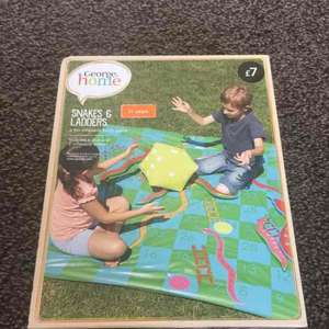 giant snakes and ladders £1.75 @ Asda