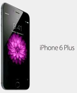 iPhone 6 plus nearly perfect on o2 - £293.99