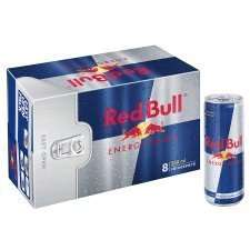 Free Red Bull For You And Your Workmates.