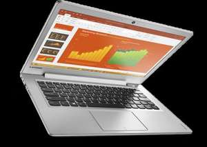 "ideapad 510S 14"" Full HD IPS - 128GB SSD - DDR4 8GB RAM - i3-6100u - £404.99 @ Lenovo"
