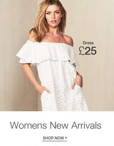 fab sale in matalan especially baby girl clothing in my nearest store. sale not as good online