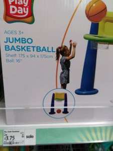 jumbo basketball £3.75 @ Asda