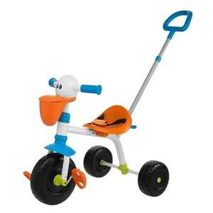 chicco pelican trike with parent handle £15 @ boots free C&C
