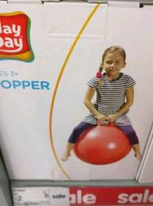 Space Hopper only £2 in store Asda