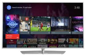 Philips 55PFT6510 55inch  Full HD  3D  Smart TV with Android and Ambilight  £450.49  argos/ebay