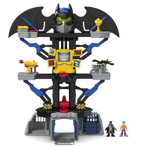 Imaginext Batman Transforming Batcave - £37.78 - Amazon