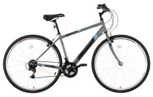 Carrera  Mens Hybrid Bikes @ HALFORDS