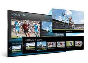 """Samsung UE48H6400 48"""" LED Full HD 3D Smart TV £422.99 / Free delivery @ eBuyer (possible 5% Quidco)"""