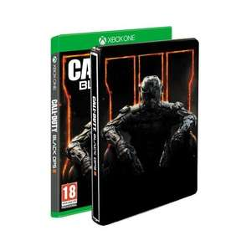 Call of Duty Black Ops 3 (xbox one) SteelBook £18.28 Prime / £20.27 non prime @ Amazon