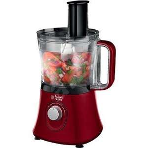 Russell Hobbs Rosso Food Processor and Jug Blender was £79.99 now £39.99 @ Robert Dyas
