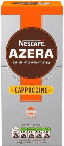 Nescafé Azera Cappuccino / Latte (Barista Style Coffee) (6 Cups) was £2.99 now £1.49 (25p a Cup) @ Tesco