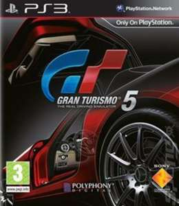Gran Turismo 5 PS3 (used) £1.39 delivered @ Music Magpie (with codes)