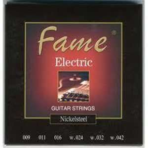 Guitar Strings 09-42   £0.99p a set    (4.99 postage)