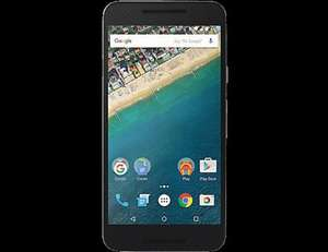Nexus 5x 16GB  Sim Free Ice Blue for £169 at Carphone Warehouse