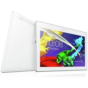 £119.99 Lenovo Tab 2 A10-30 10.1 Inch 16GB 2GB RAM Tablet - Blue/White @ Argos 8%Quidco cashback