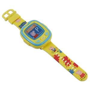 peppa pig smart watch £9.99 in store at mothercare