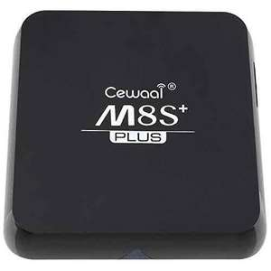 NEW M8S Quad Core Amlogic S905 £29.99 Sold by YOKEYS and Fulfilled by Amazon.