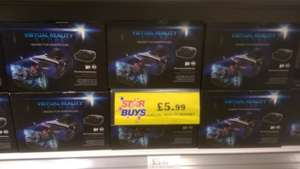VR headset £5.99 @ Home bargains