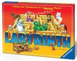 Ravensburger Labyrinth Game £7.99 free delivery Prime or £12.74 non prime  @ Amazon