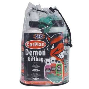 CarPlan Demon Gift Bag - £5 B&M