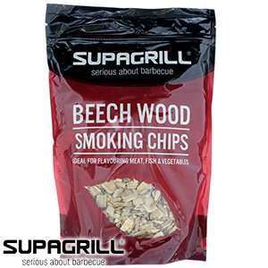 Supagrill BBQ smoking chips 50p per bag at Co-op.