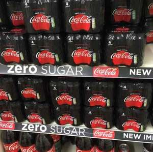 4 cans of Coke Zero (and full fat Dr Pepper and orange Fanta) £1 in poundworld (coca cola)