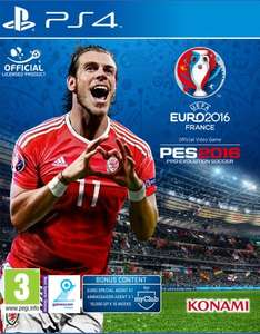 PES 2016: Pro Evolution Soccer UEFA EURO 2016 PS4 £13.85 @ Shopto/ebay