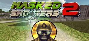 Free Steam key for Masked Shooters 2