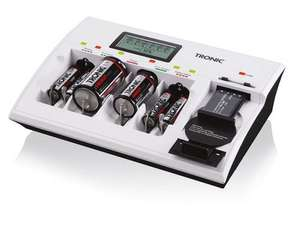 Lidl TRONIC Universal Battery Charger £14.99 available from 1st August