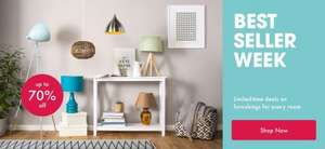 Wayfair end of season sale up to 70% off.