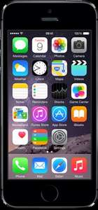 """Apple iPhone 5s 16GB Almost Perfect from £120.00 using O2 Refresh """"trick"""""""