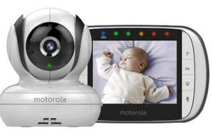 Motorola MBP36S Digital Video Baby Monitor £84.42 using code @Amazon