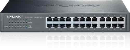 TP-LINK TL-SG1024D 24-Port Gigabit Desktop/Rackmount Ethernet Switch £61.83 @ Amazon (Prime)